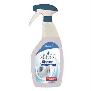 100955183 Shield Cleaner Disinfectant 6x750ml