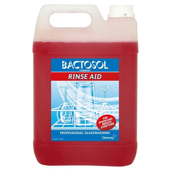 J043590 Bactosol Cabinet Rinse Aid 2x5L