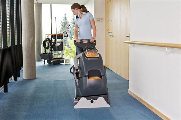 pro carpet in-use