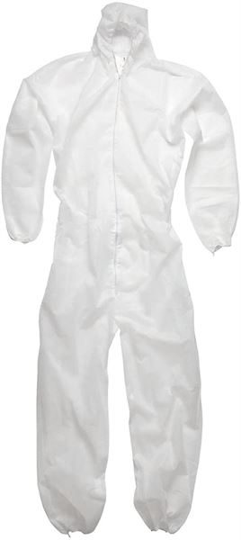 coverall large white