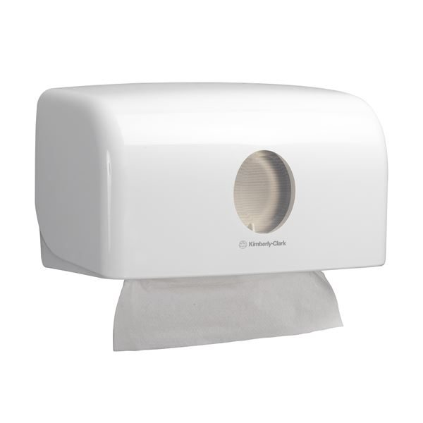 KCP 6956 SMALL FOLDED HAND TOWEL DISPENSER