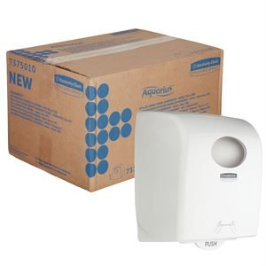 Aquarius Roll Hand Towel Dispenser(White)