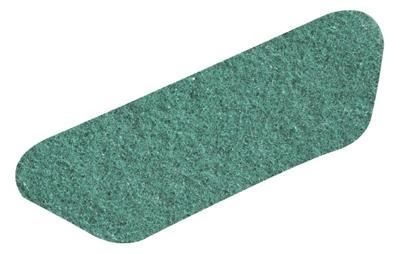 "17"" TASKI Twister Pads S-Pads for XP Green"