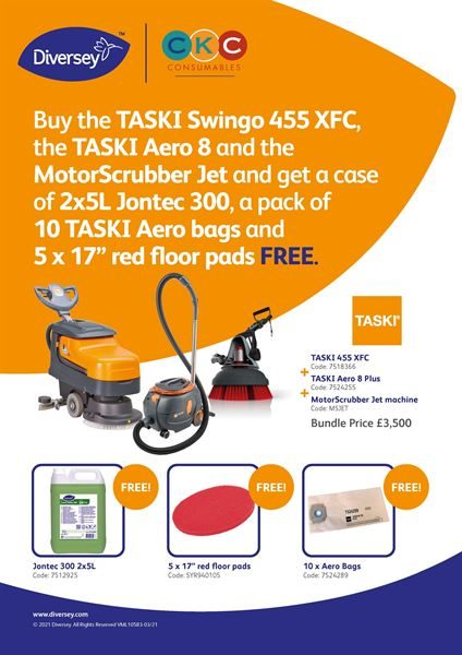 Floor Care Bundle Package