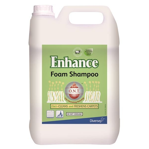 411110 Enhance Foam Shampoo 5L High Res CMYK-