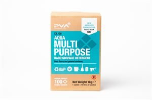 PVA Hard Surface Cleaner Floral x 100 sachets