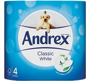andrex-classic-white